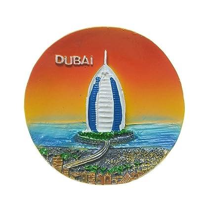 BARJ AL ARAB DUBAI SOUVENIR FRIDGE MAGNET BRAND NEW GIFT