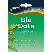 Bostik Glu Dots Removable Clear Sticky Dots