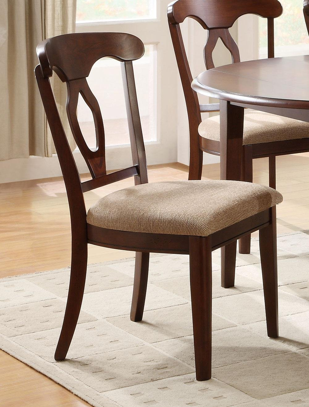 amazon com liam side chair dining room chairs kitchen dining