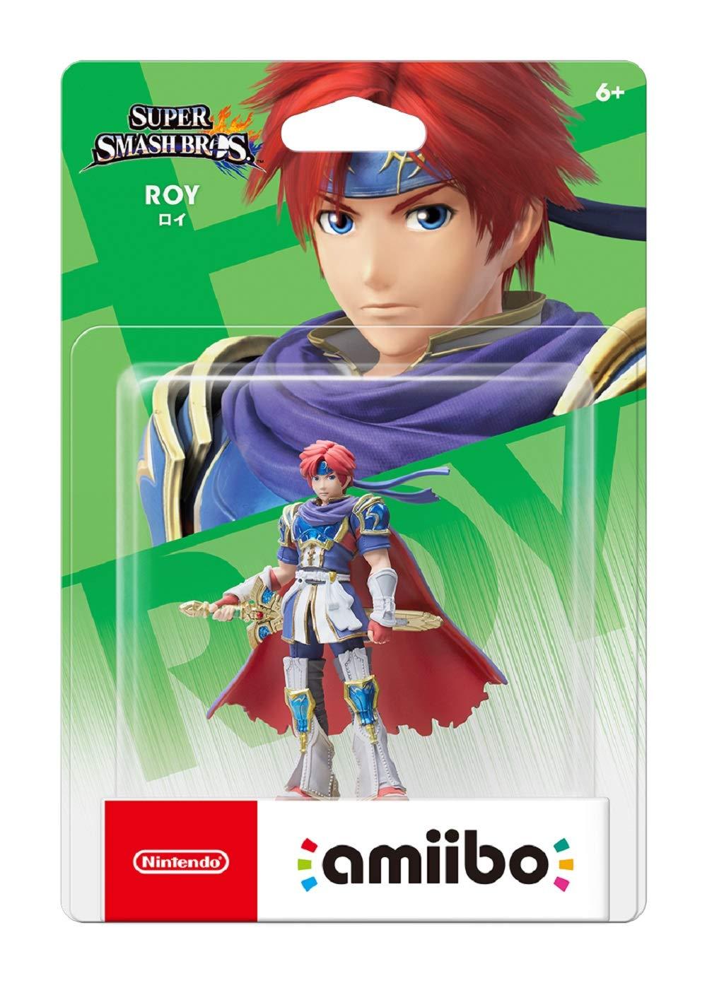 Roy amiibo - Japan Import (Super Smash Bros Series) by Nintendo (Image #2)