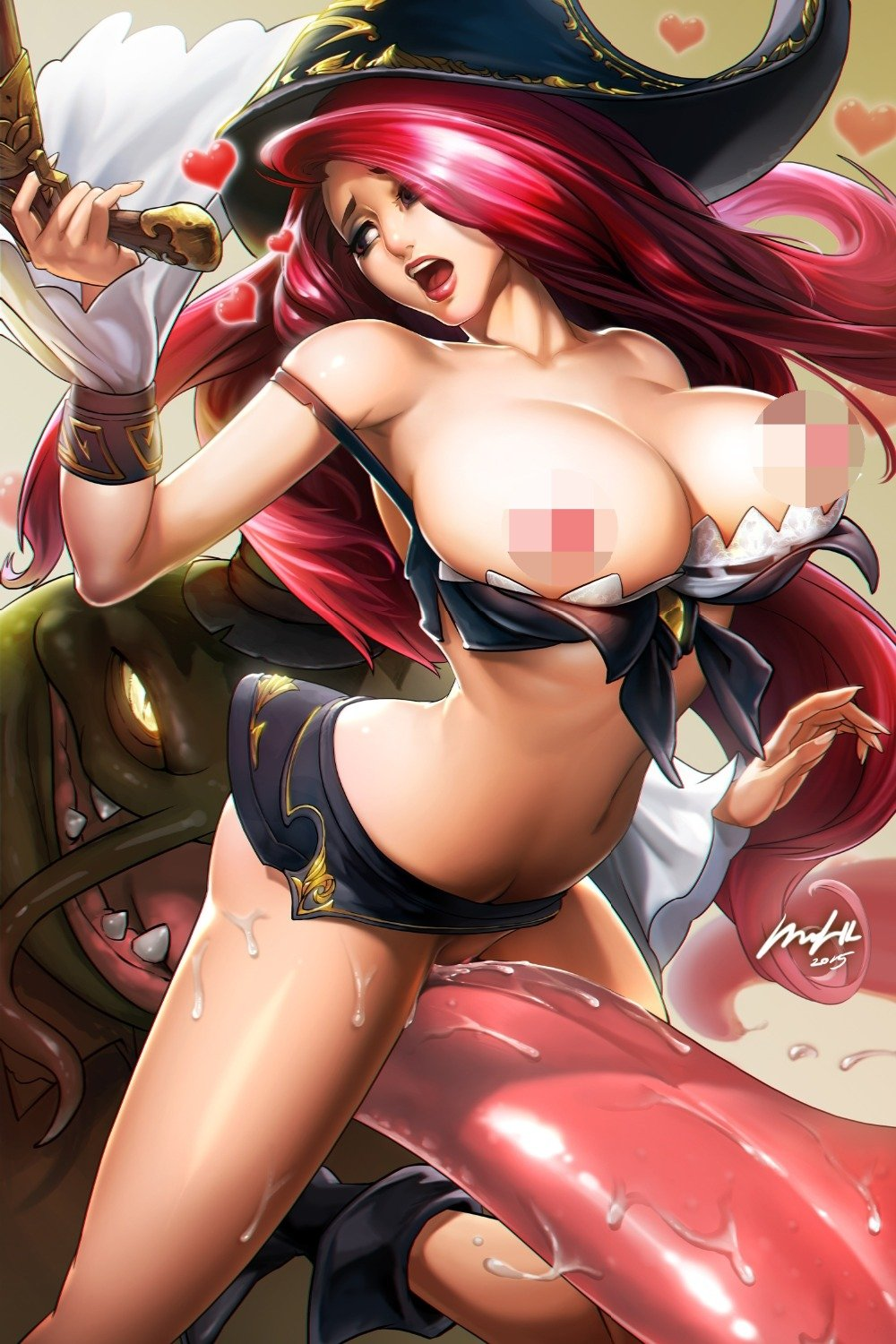 league of legends miss fortune nackt
