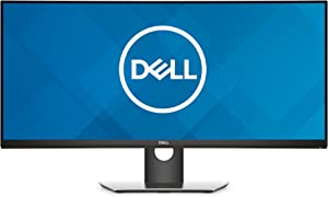 "Dell P3418HW 34"" Curved Monitor - P Series"