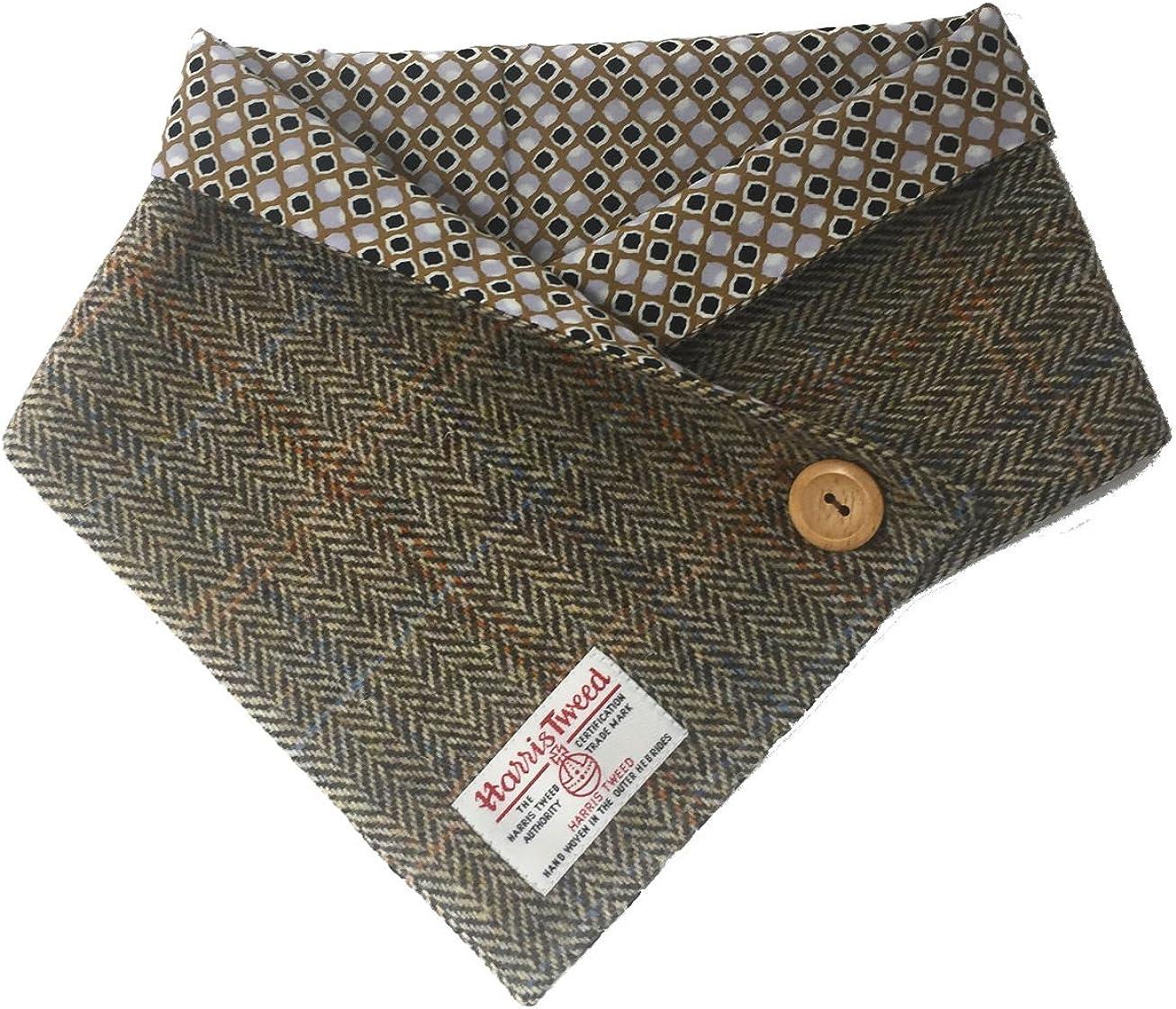 Harris Tweed Cowl Neck...