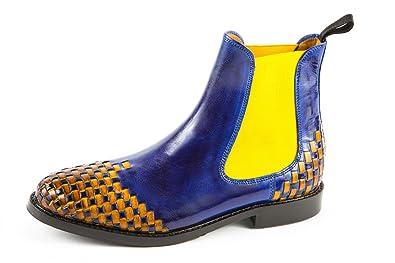Melvin & Hamilton Neuer Molly Halbschuhe Blau Schuhe Für Frauen