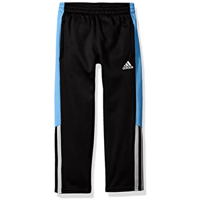 adidas Little Boys' Fleece Striker Pant Child