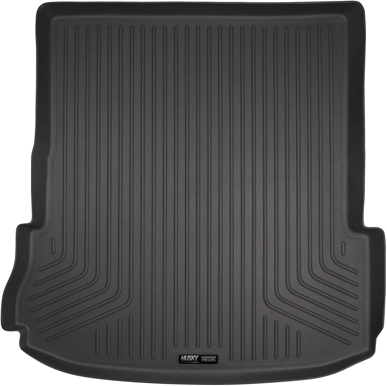 Custom Fit Floor Mats Second Row Weatherbeater Husky Liners 14761 Black