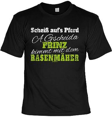 gärtner sprüche Goodman Design ® Witziges Sprüche T Shirt Gärtner : Scheiß aufs  gärtner sprüche
