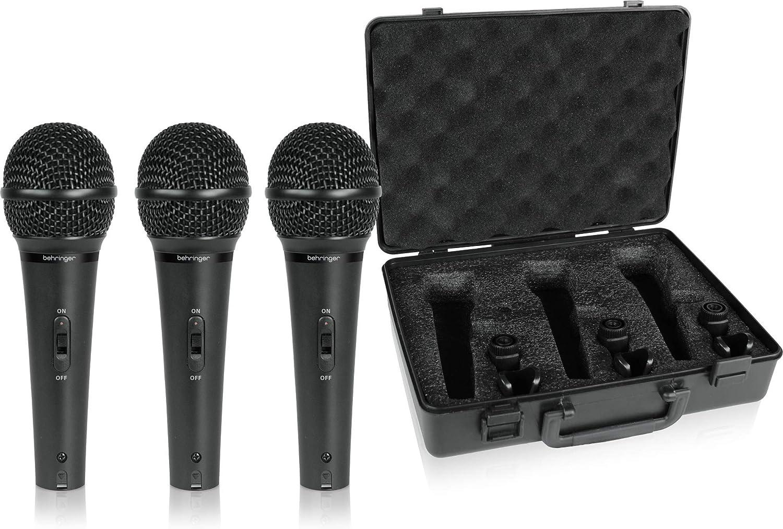 front facing Behringer Ultravoice XM1800S