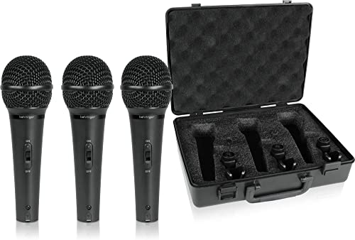 Behringer Ultravoice XM1800S- Set of 3