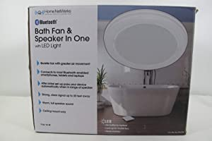 Home Netwerks Bluetooth Stereo Speaker Bathroom Exhaust Fan