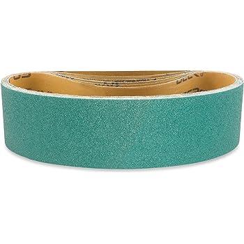 3 X 21 Inch 40 Grit Metal Grinding Zirconia Sanding Belts