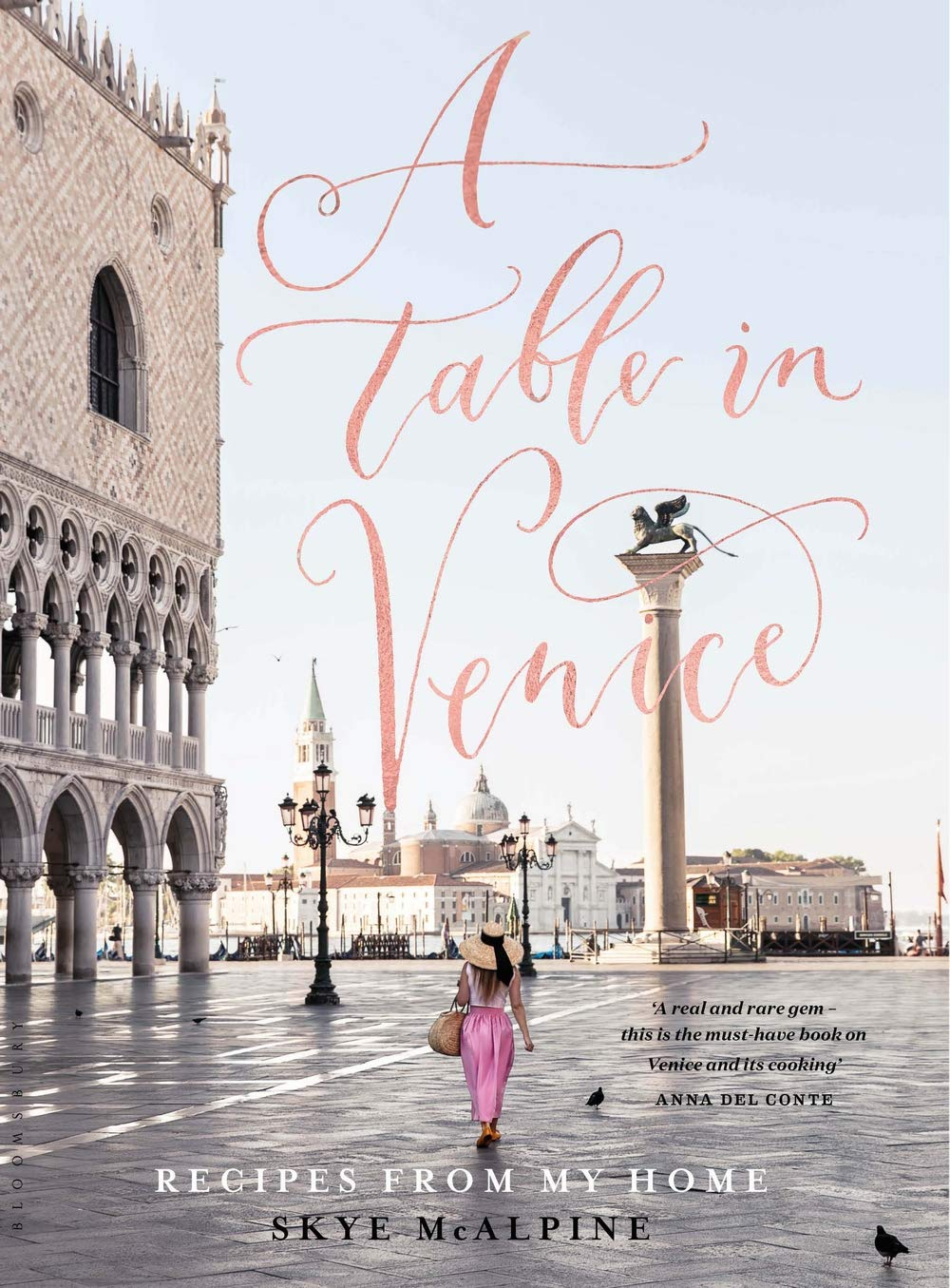 Read Online A Table in Venice: Recipes from my home pdf epub