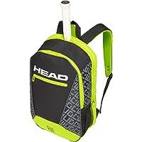 HEAD Core Backpack Bolsa de Tenis, Unisex Amarilla/Negro