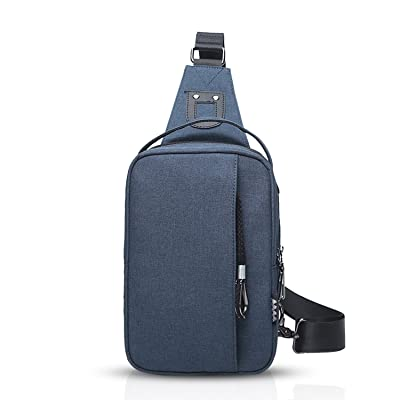 FANDARE New Sling Bag Crossbody Travel Men Ladies Student Sport Outdoor  Polyester cheap 33c7566f49