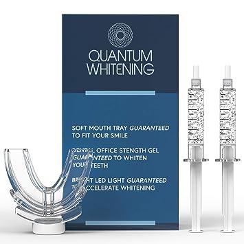 Amazon Com Quantum Teeth Whitening Kit With Led Light 36