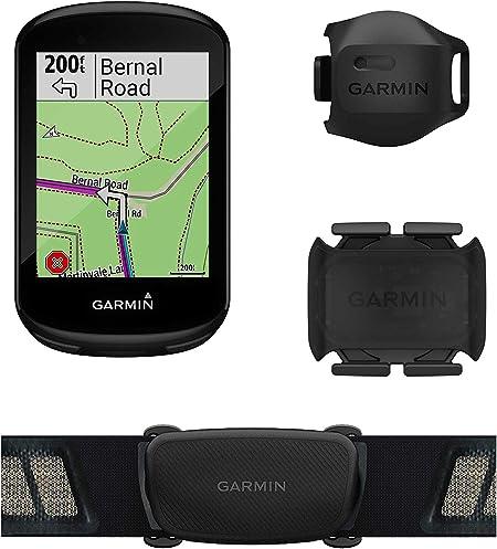 Garmin Edge 830 Sensor Bundle - Ciclocomputador GPS para bicicleta