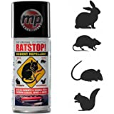 The Original RATSTOP Rat Rabbit Mice Squirrel Rodent Repeller Repellent Deterrant Spray