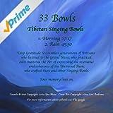 33bowls Tibetan Singing Bowls