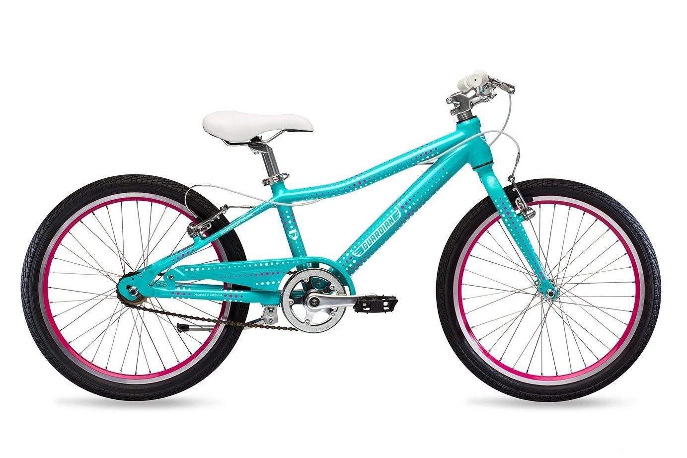Guardian Lightweight Kids Bike 20 Inch, Safe Patented SureStop Brake System, Kids Mountain Bike, Bike Sizes for Kids 3' 9'' - 4' 5'', Boys Bikes and Girls Bikes