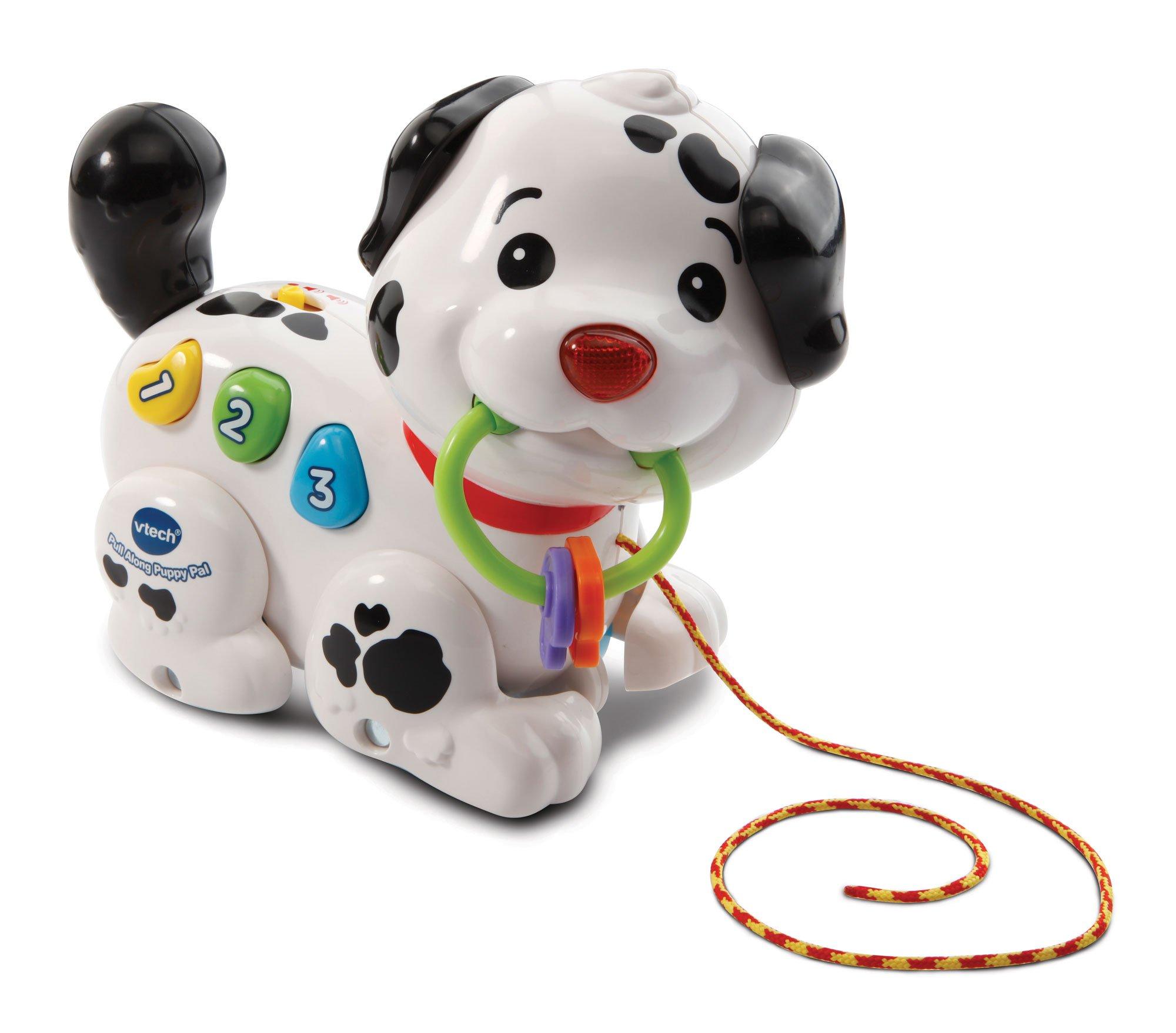 "VTech 502803 ""Pull Along Puppy Pal Toy"