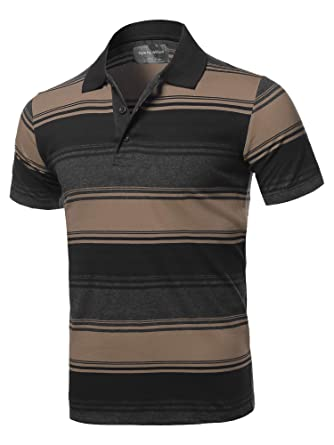 Camiseta Polo de Manga Corta para Hombre, de la Marca William ...