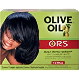 Organic Root Stimulator - Olive Oil Built-In Protection™ No-Lye Relaxer Défrisant Sans Soude À L'Huile D'Olive - Volume : 500 gr.