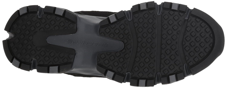 Skechers Herren Crossbar Querlatte Schwarz/Charcoal