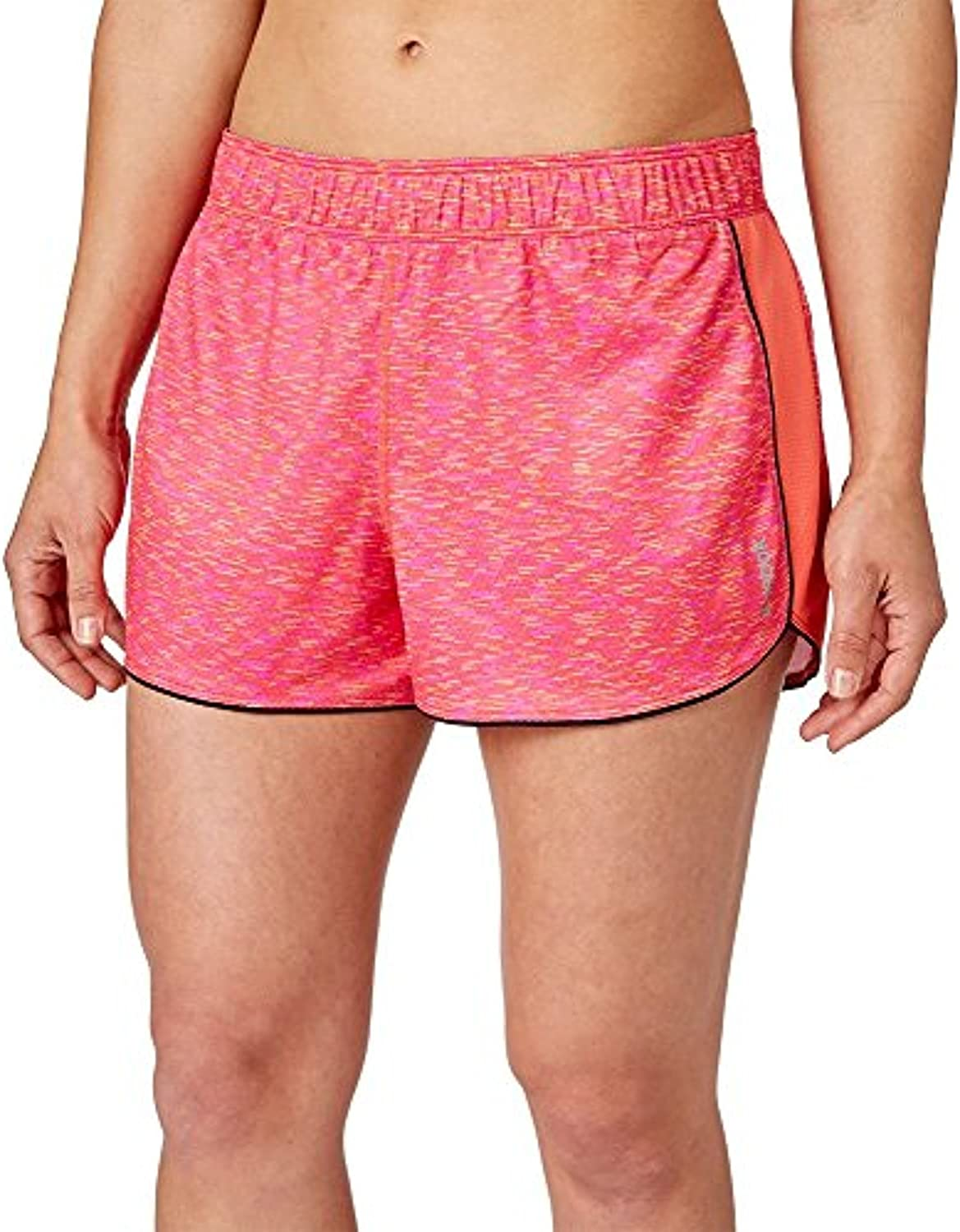 Reebok Womens Knit Training Printed 3 Shorts