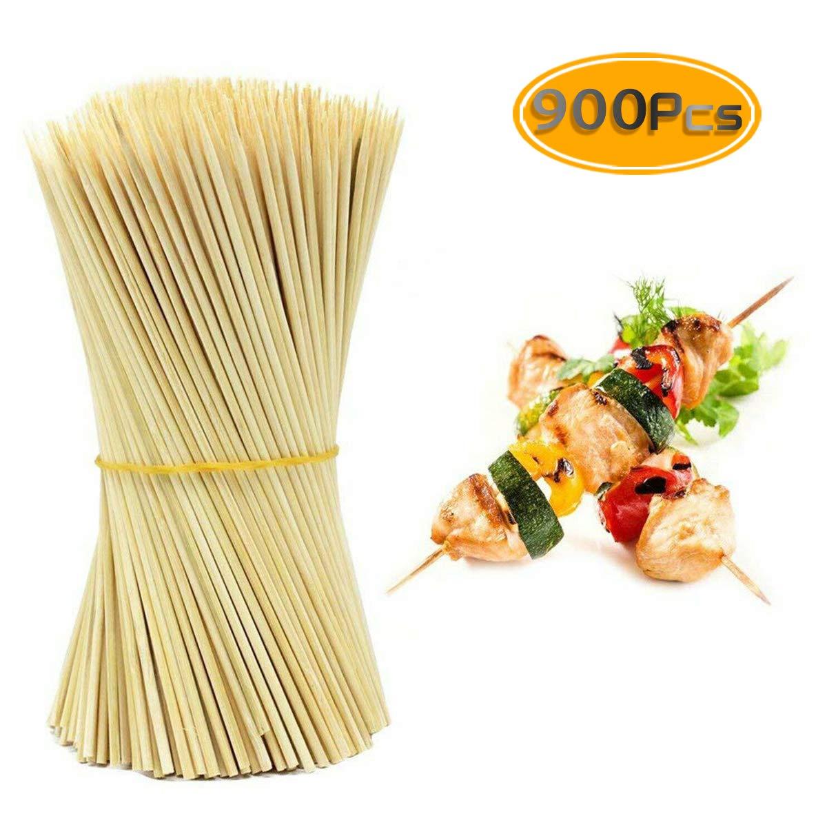 Amazoncom Bcpowr 900pcs Bamboo Sticks Wooden Sticks For Food