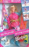 Winter Sport BARBIE Doll Set w Skis & MORE! (1994)