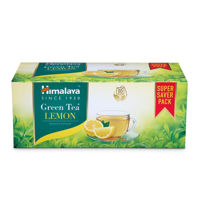 Himalaya Green Tea Lemon 2 g 60'S