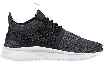 19e66b2761850b Puma Unisex s Tsugi Netfit V2 Evoknit Black-Aspha Sneakers  Buy ...