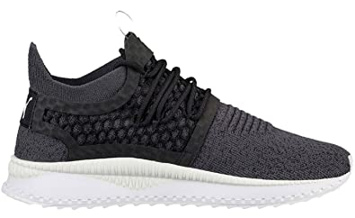 4bcca682f63 Puma Unisex's Tsugi Netfit V2 Evoknit Black-Aspha Sneakers