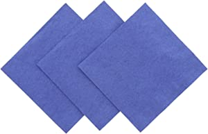 Royal Navy Blue Beverage Napkin, Package of 1000