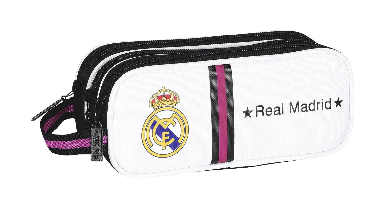 Amazon.com: Portatodo triple Real Madrid: Toys & Games
