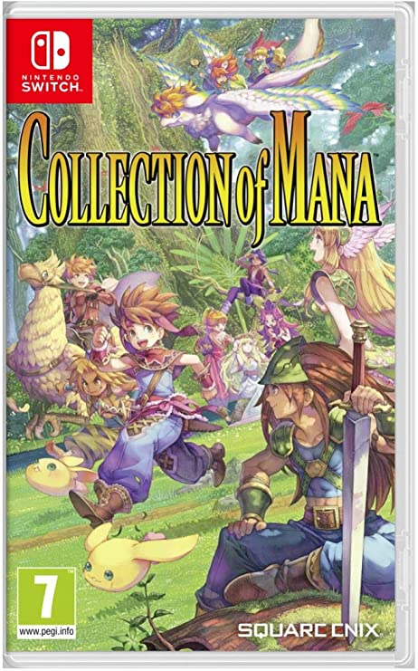 Collection of Mana: Amazon.es: Videojuegos