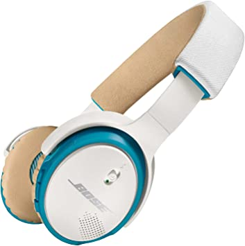 Amazon Com Bose Soundlink On Ear Bluetooth Wireless Headphones White Home Audio Theater