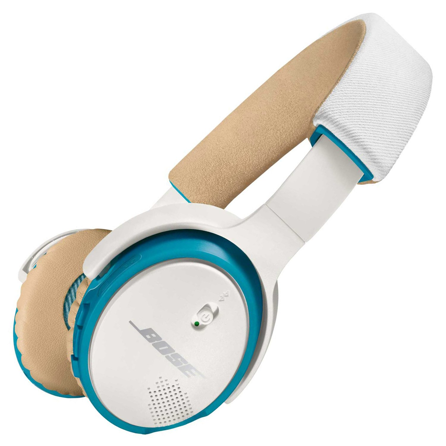 Bose SoundLink Ear Bluetooth Headphones White Amazon Electronics