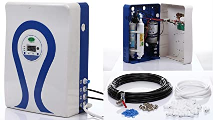 Wonderland outdoor patio cooling misting kit with motor and timer wonderland outdoor patio cooling misting kit with motor and timer do it yourself misting solutioingenieria Image collections
