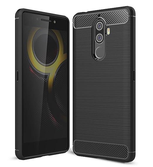 Meizu M5S móvil negro, ivencase silicona teléfono móvil ...