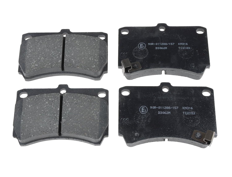 pack of four Blue Print ADA104209 Brake Pad Set