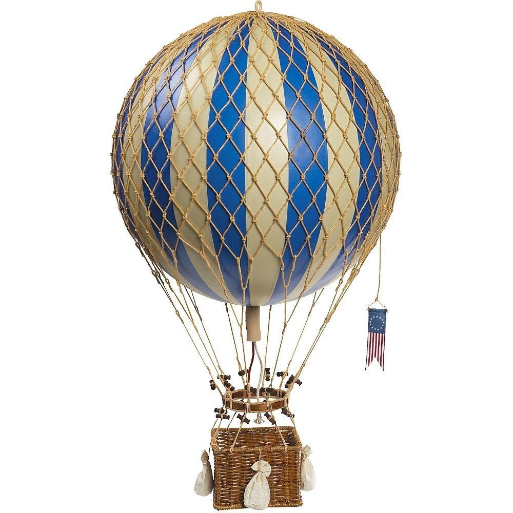ahorra 50% -75% de descuento Globo aerostático color azul azul azul (32cm)  hasta un 50% de descuento