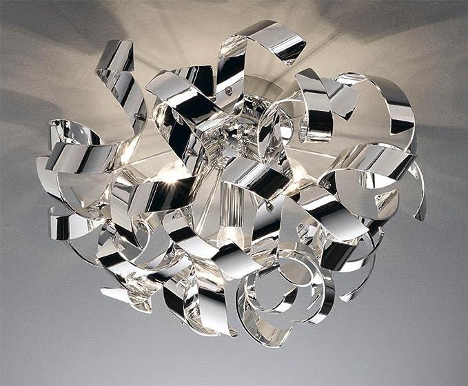 Deckenleuchte deckenlampe wohnzimmerlampe curlight acryl
