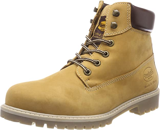 Dockers by Gerli 43st001, Botas Militar para Hombre