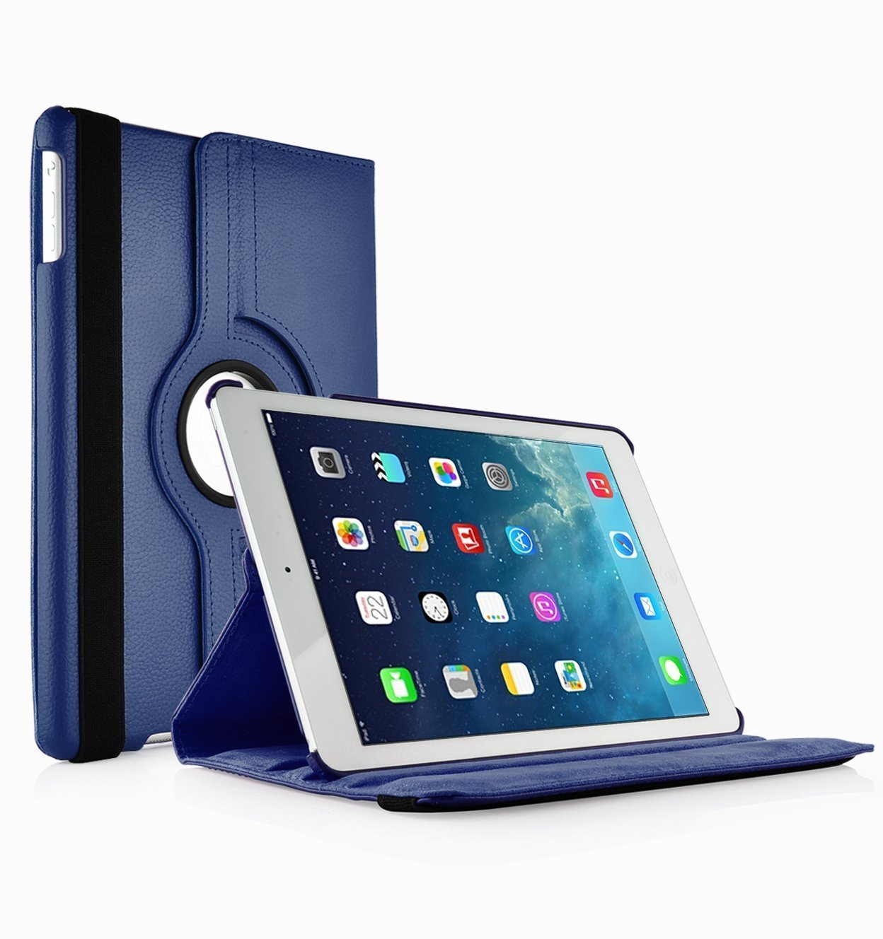 - Skins Man Wallet Style Flip Cover Case For ONLY (Cover Navy)