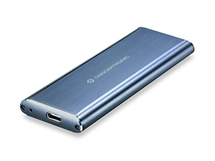 Carcasa M.2 SSD USB 3.1 Type-C: Amazon.es: Informática