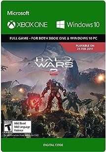 Amazon com: Halo Wars 2 - Xbox One/Windows 10 Digital Code
