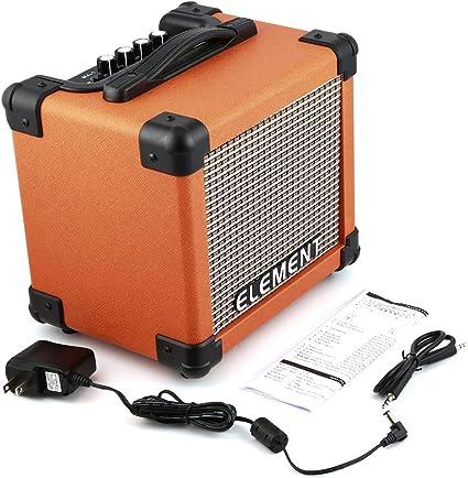 Mini Amplificador Portátil Amplificador Amplificador de Guitarra ...