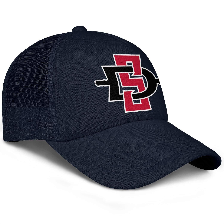 UHVAAAI Unisex Trucker Hat Adjustable Lightweight Summer Hats