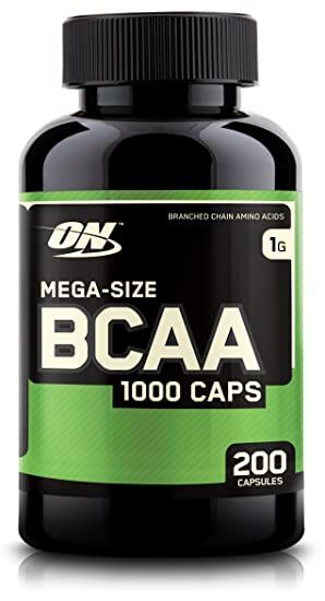 Amazon | ON BCAA 1000 200粒カ...
